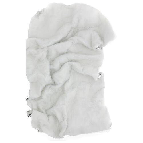 Papier neige pliable pour crèche 3