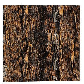 Papier do modelowania korek kora drzewa 30x30 cm, do szopek s1
