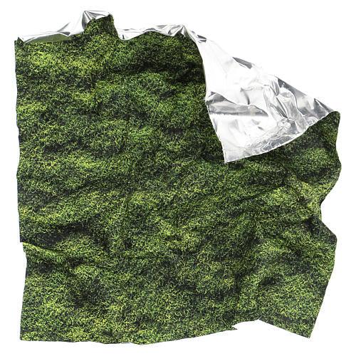 Papier à modeler mousse crèche 30x30 cm 4