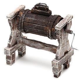 Zubehör für Sahne Holz für 12cm Krippenfiguren s3