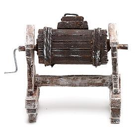 Maszynka do ubijania śmietany szopki 12 cm zrób to sam s4