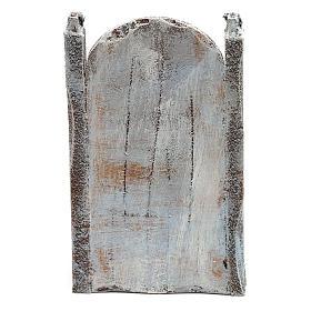 Silla para limpiabotas belén 12 cm hecho con bricolaje s4