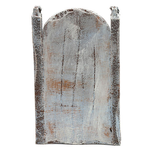 Silla para limpiabotas belén 12 cm hecho con bricolaje 4