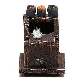 Meuble cireur de chaussures bricolage crèche 10 cm s1