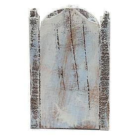Silla madera limpiabotas belén 10 cm hecho con bricolaje s4