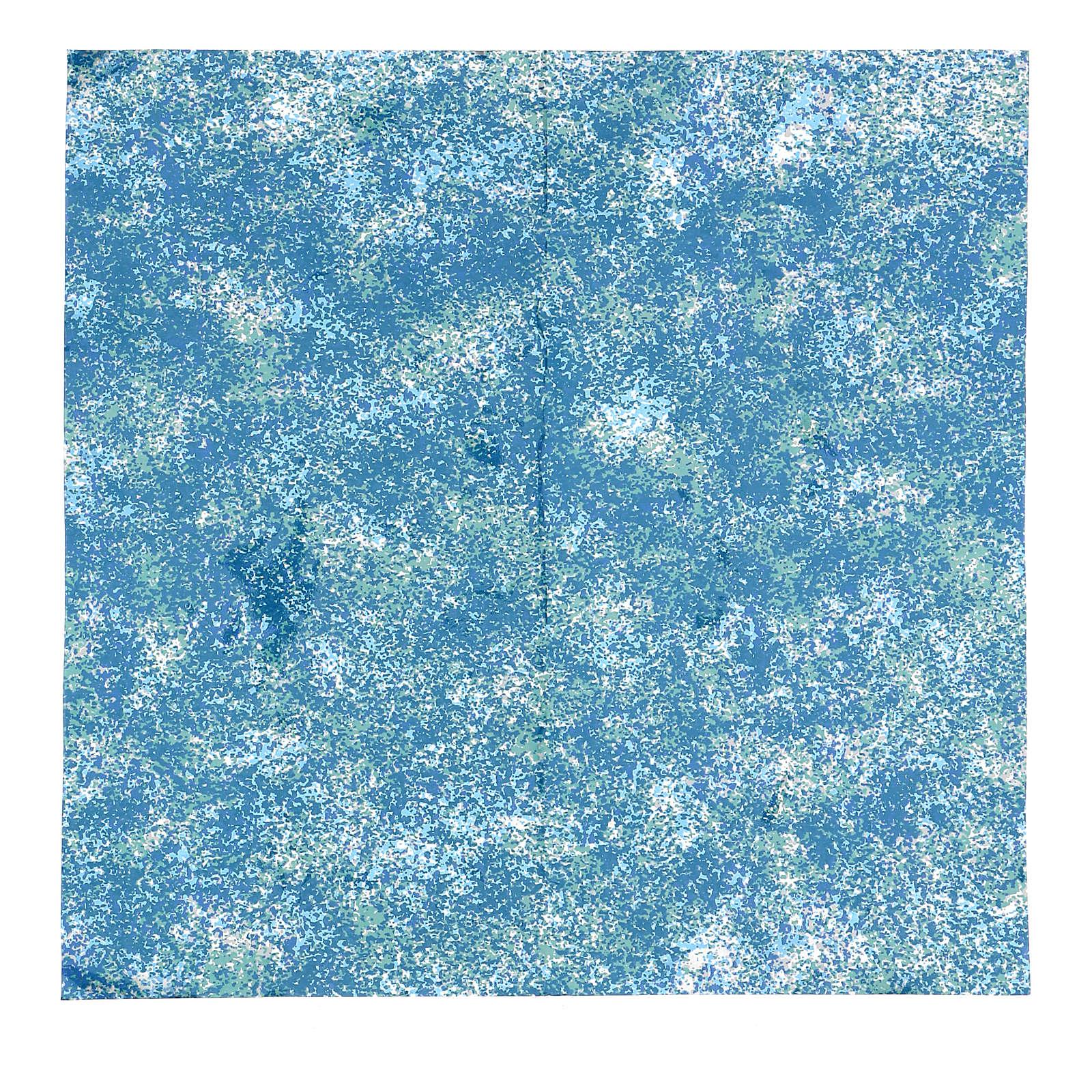 Papier mer imperméable et pliable 35x35 cm 4