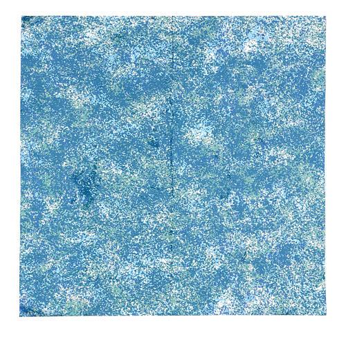 Papier mer imperméable et pliable 35x35 cm 1