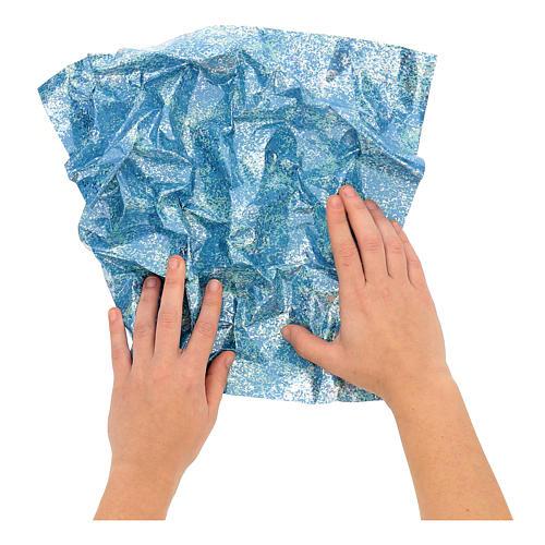 Papier mer imperméable et pliable 35x35 cm 2