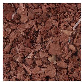 Virutas marrones para suelo belén 100 gr s2