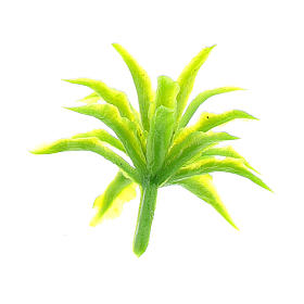 Agave plant in plastic Moranduzzo for 6-10 cm Nativity scene s1