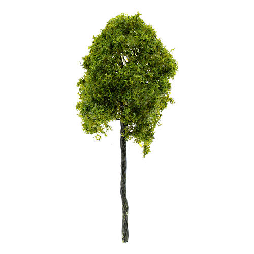 Small tree with iron thread Moranduzzo for 4-8 cm Nativity scene 2