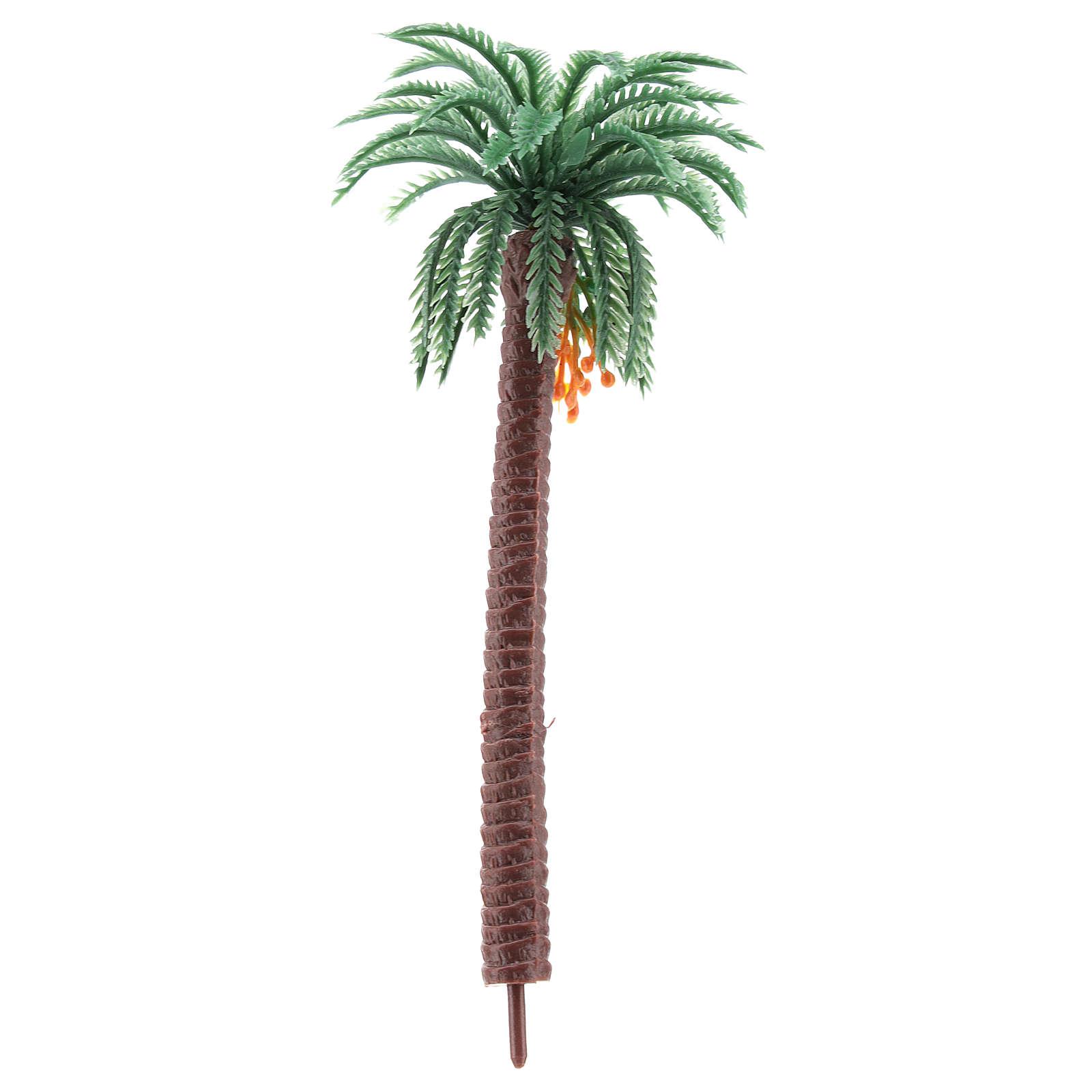 Palma senza base presepe 4-8 cm Moranduzzo plastica  4