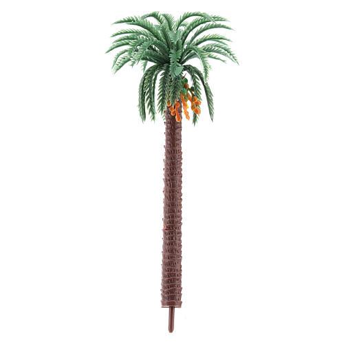 Palma senza base presepe 4-8 cm Moranduzzo plastica  2
