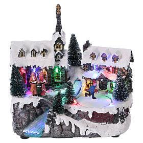 Christmas Villages.Christmas Villages Sets Online Sales On Holyart Com