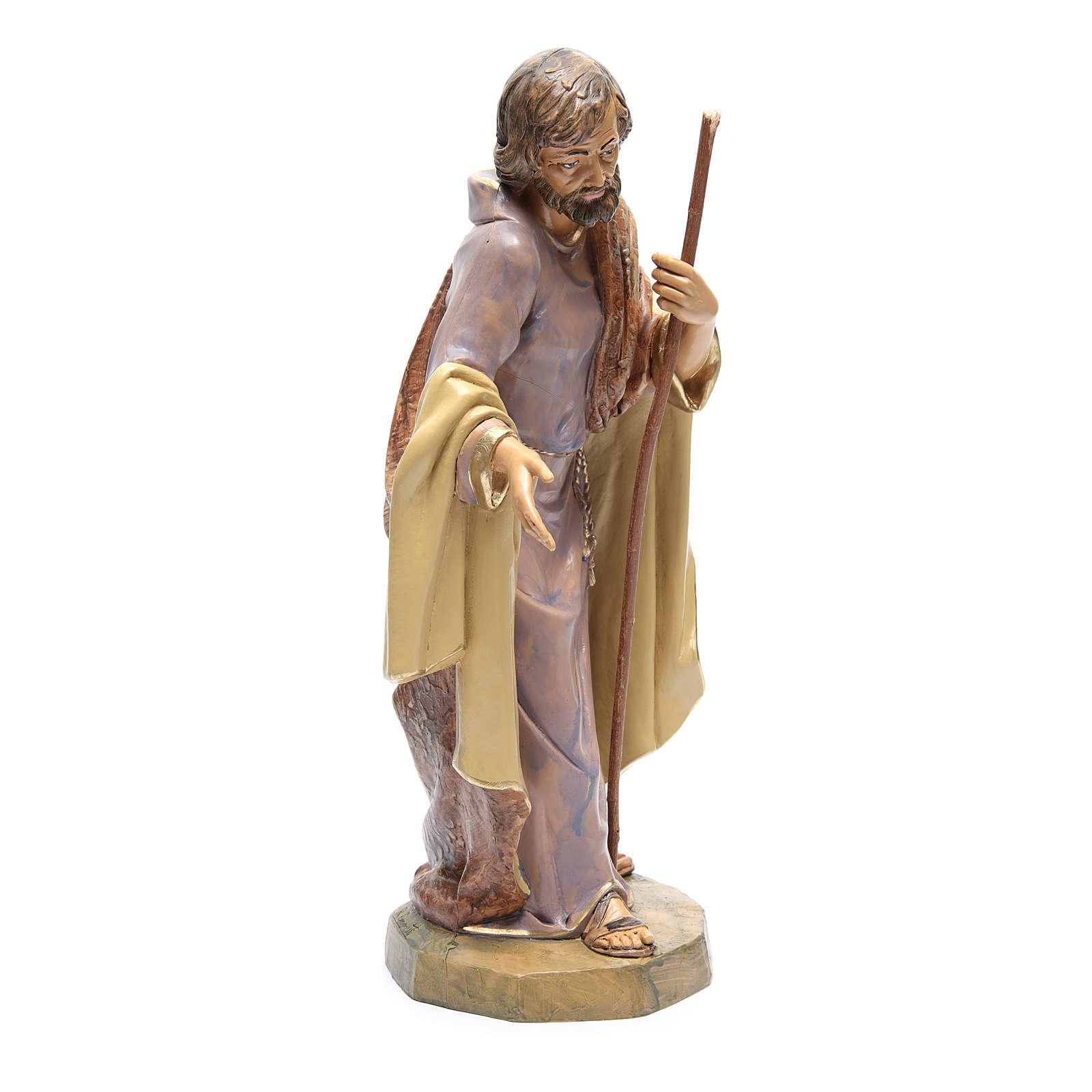 Nativity scene statue Saint Joseph 45 cm 3