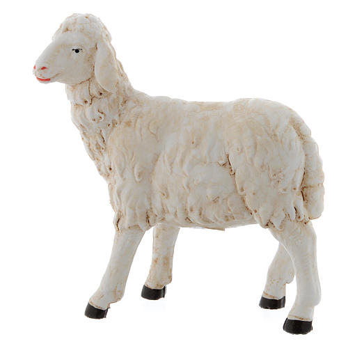 Sheep for nativity scene set of 3 pieces 2