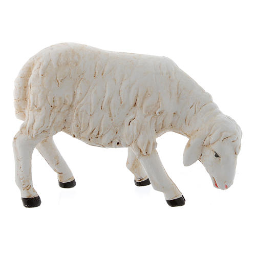 Sheep for nativity scene set of 3 pieces 3