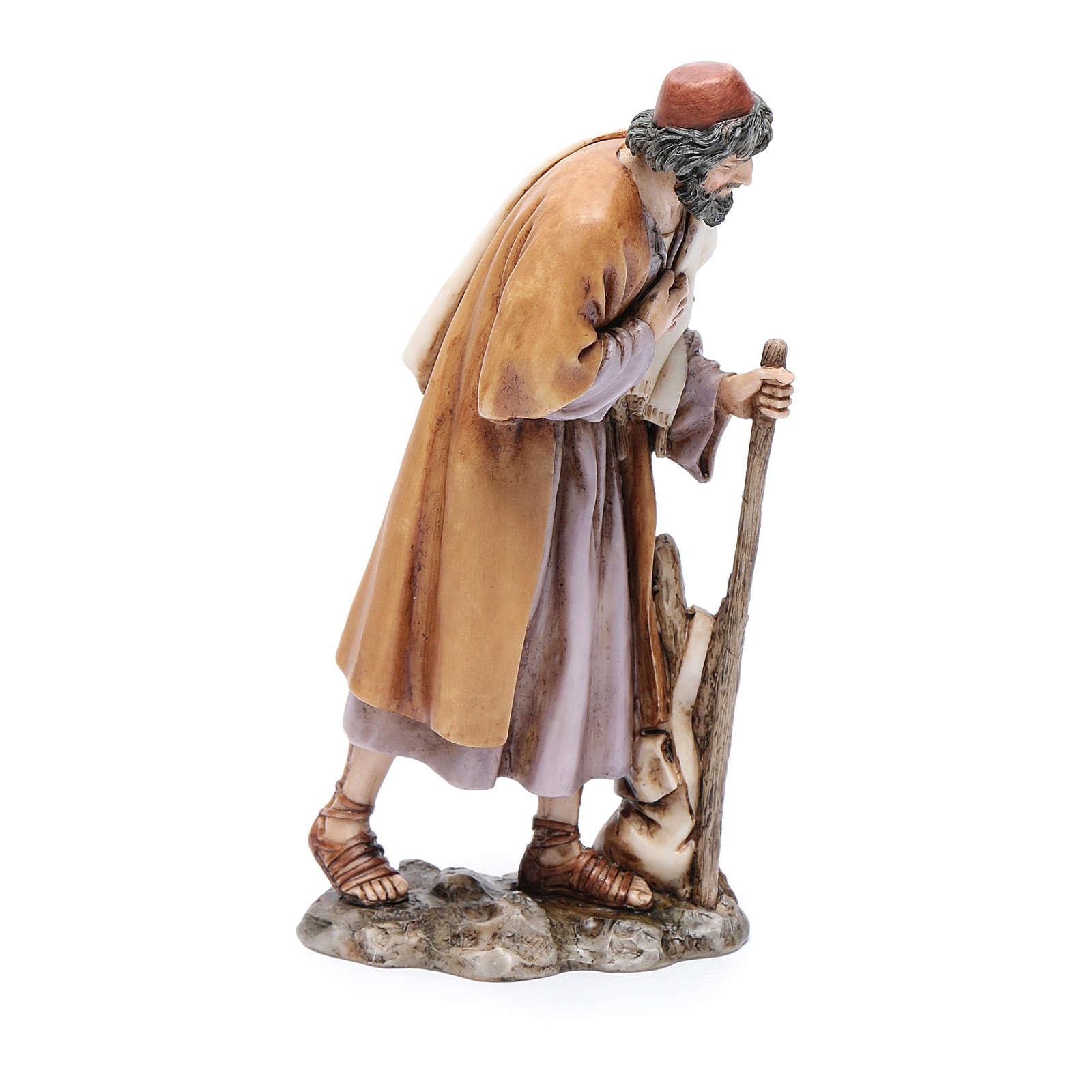 San Giuseppe 15 cm resina Moranduzzo 4