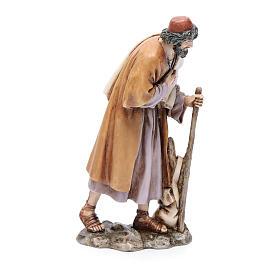 San Giuseppe 15 cm resina Moranduzzo s2