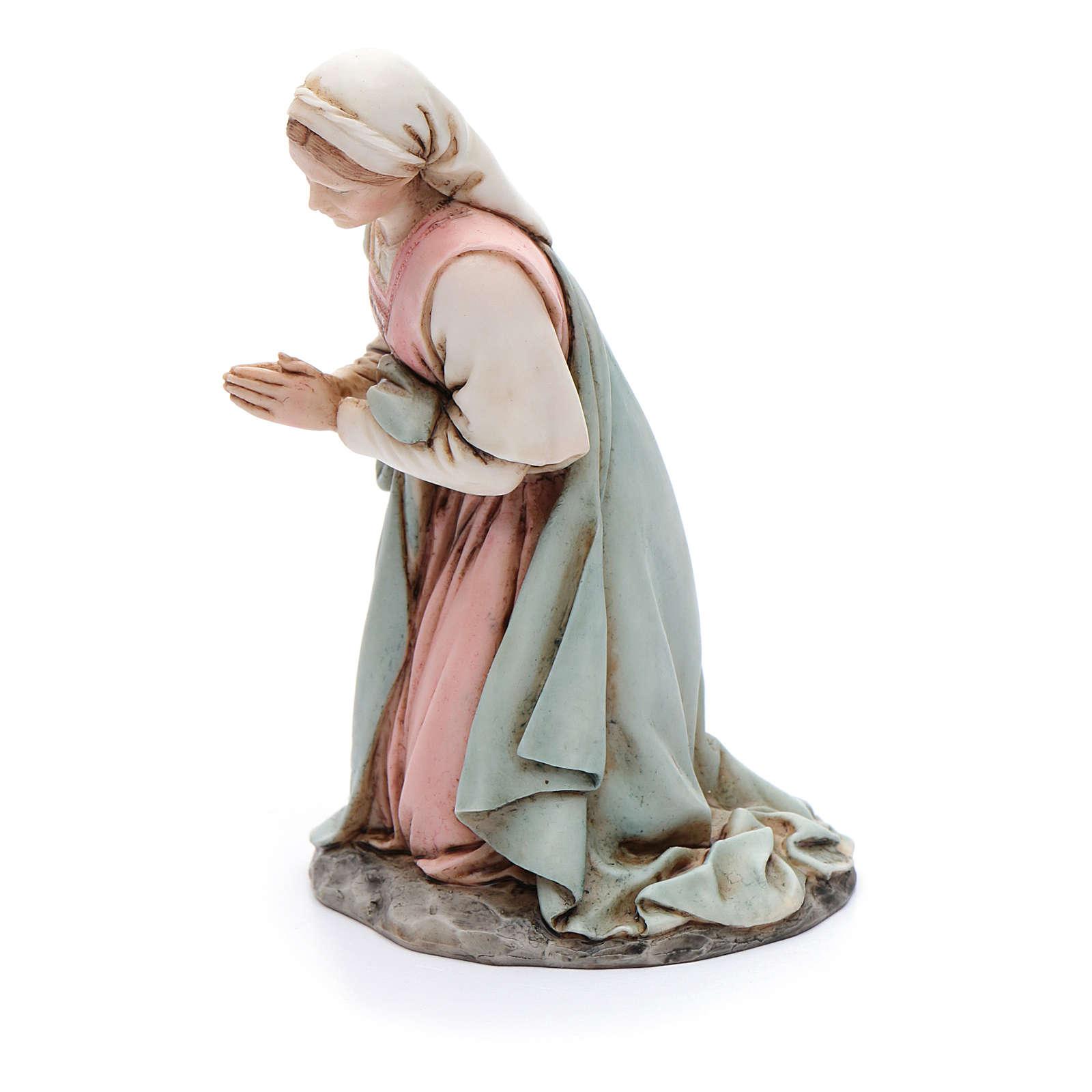 Madonna 15 cm resina Moranduzzo 4