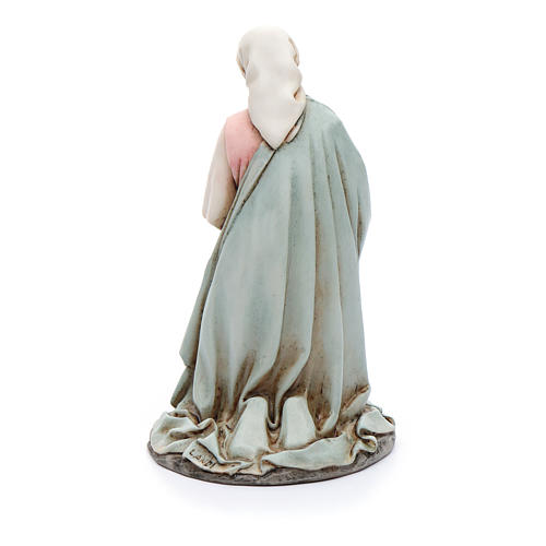 Madonna 15 cm resina Moranduzzo 3
