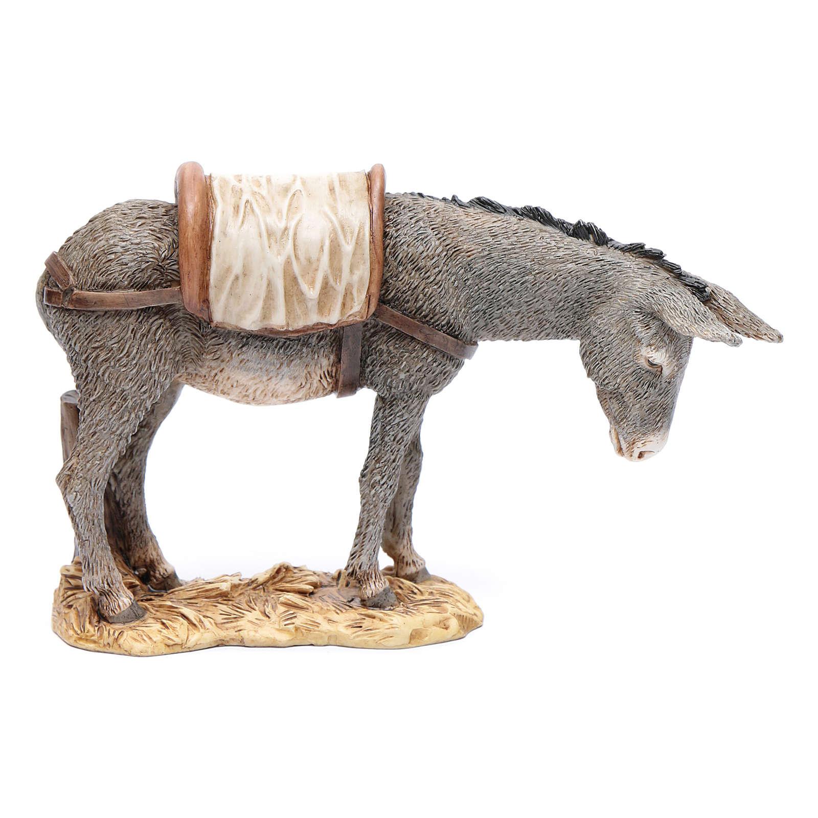 Donkey 15 cm, Moranduzzo Nativity Scene 4