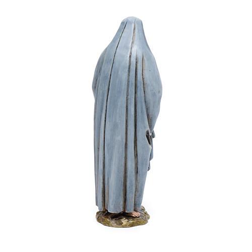 Donna con anfora 15 cm resina Moranduzzo 3