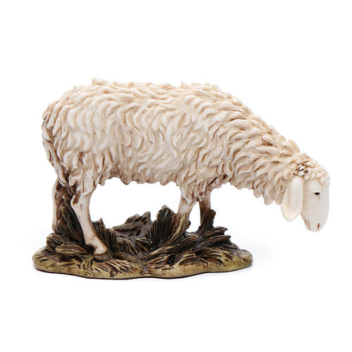 Browsing sheep 15cm, Moranduzzo Nativity Scene 1