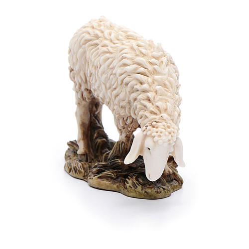 Browsing sheep 15cm, Moranduzzo Nativity Scene 2