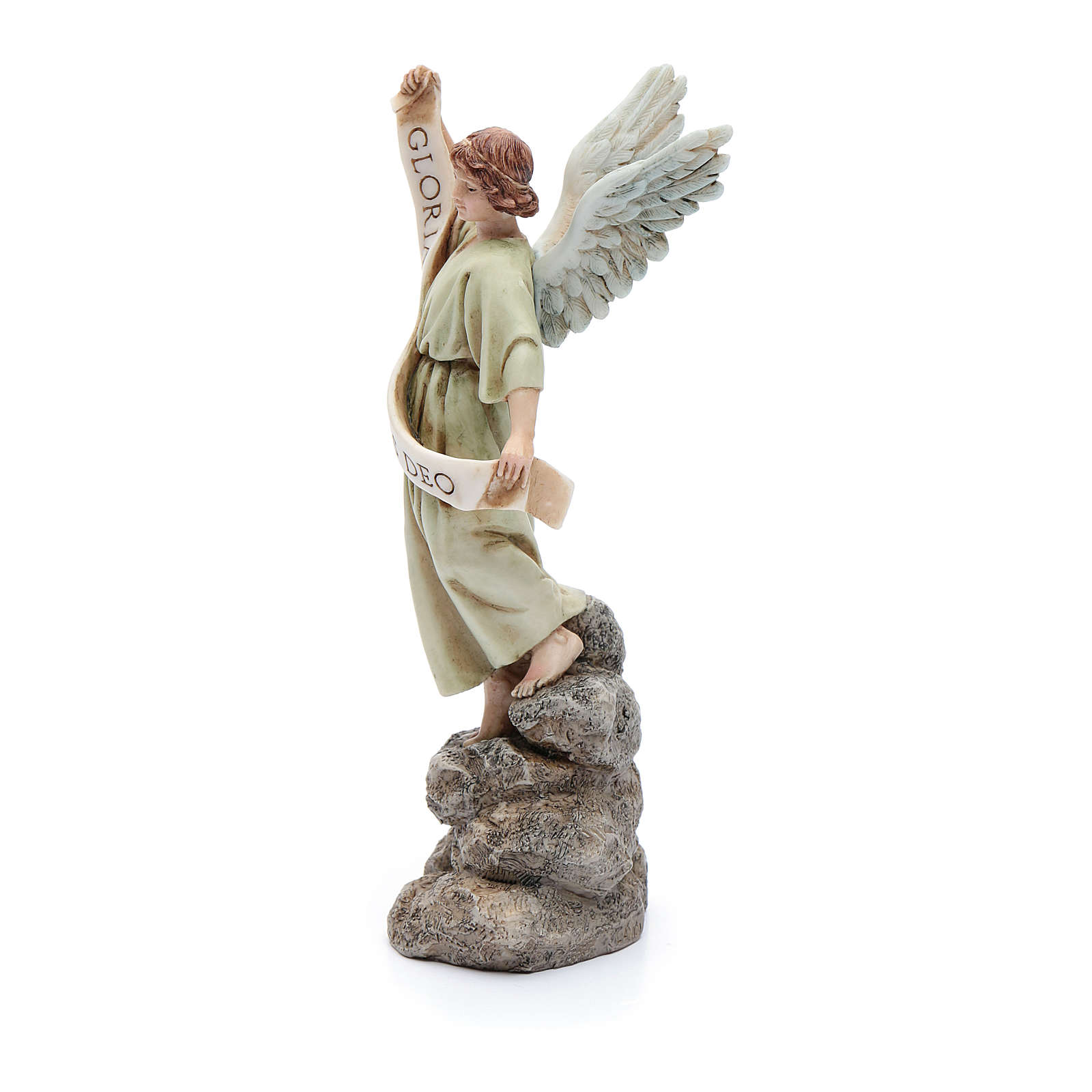 Angel of Glory 15cm, Moranduzzo Nativity Scene 4