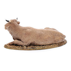 Ox statue in resin 20 cm Moranduzzo s3