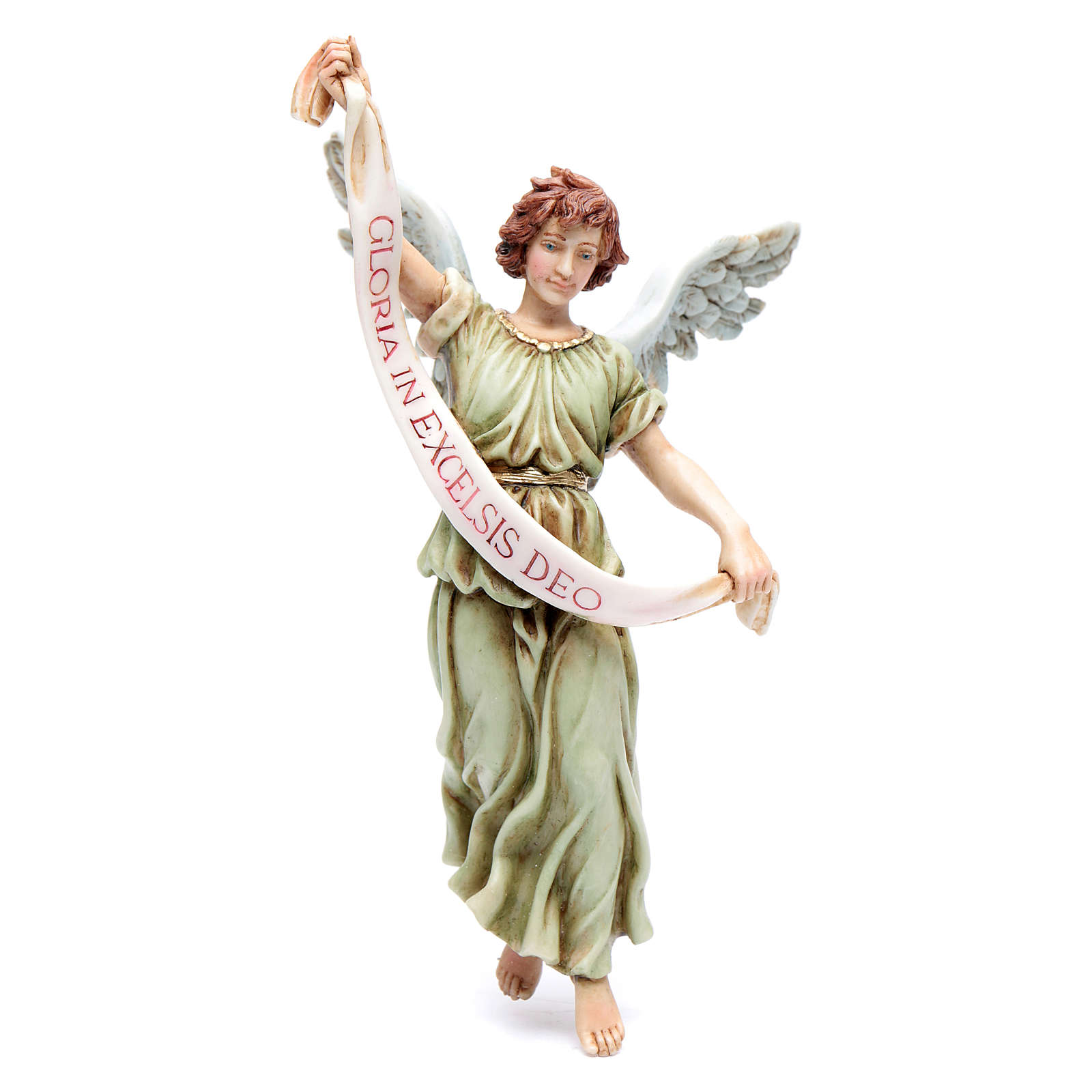 Ange Gloria résine 20 cm Moranduzzo 4
