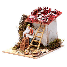Rémouleur 10 cm animation Moranduzzo s2
