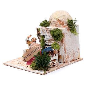 Venditore tappeti arabo 10 cm in Movimento Moranduzzo s2