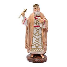 Figuras de Presépio: Rei Herodes resina presépio 12 cm Linha Martino Landi