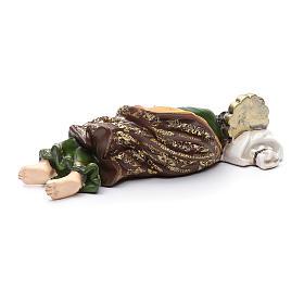 Santon Saint Joseph endormi pour crèche 40 cm s3