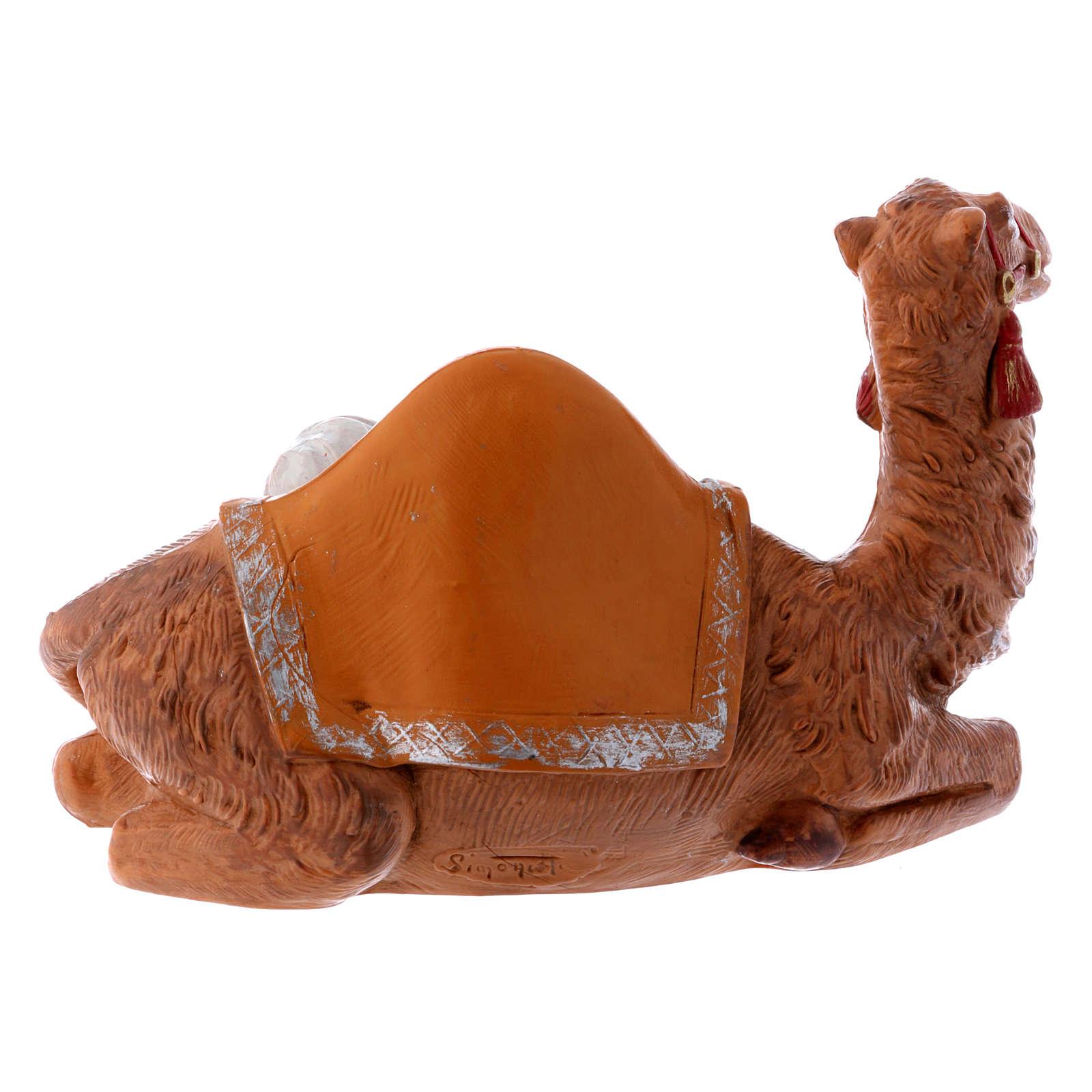 Niño con camello 12 cm Fontanini 3