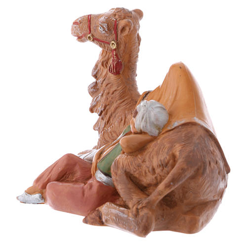 Niño con camello 12 cm Fontanini 2