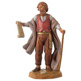Figuras del Belén: Jefe del mercado 12 cm Fontanini