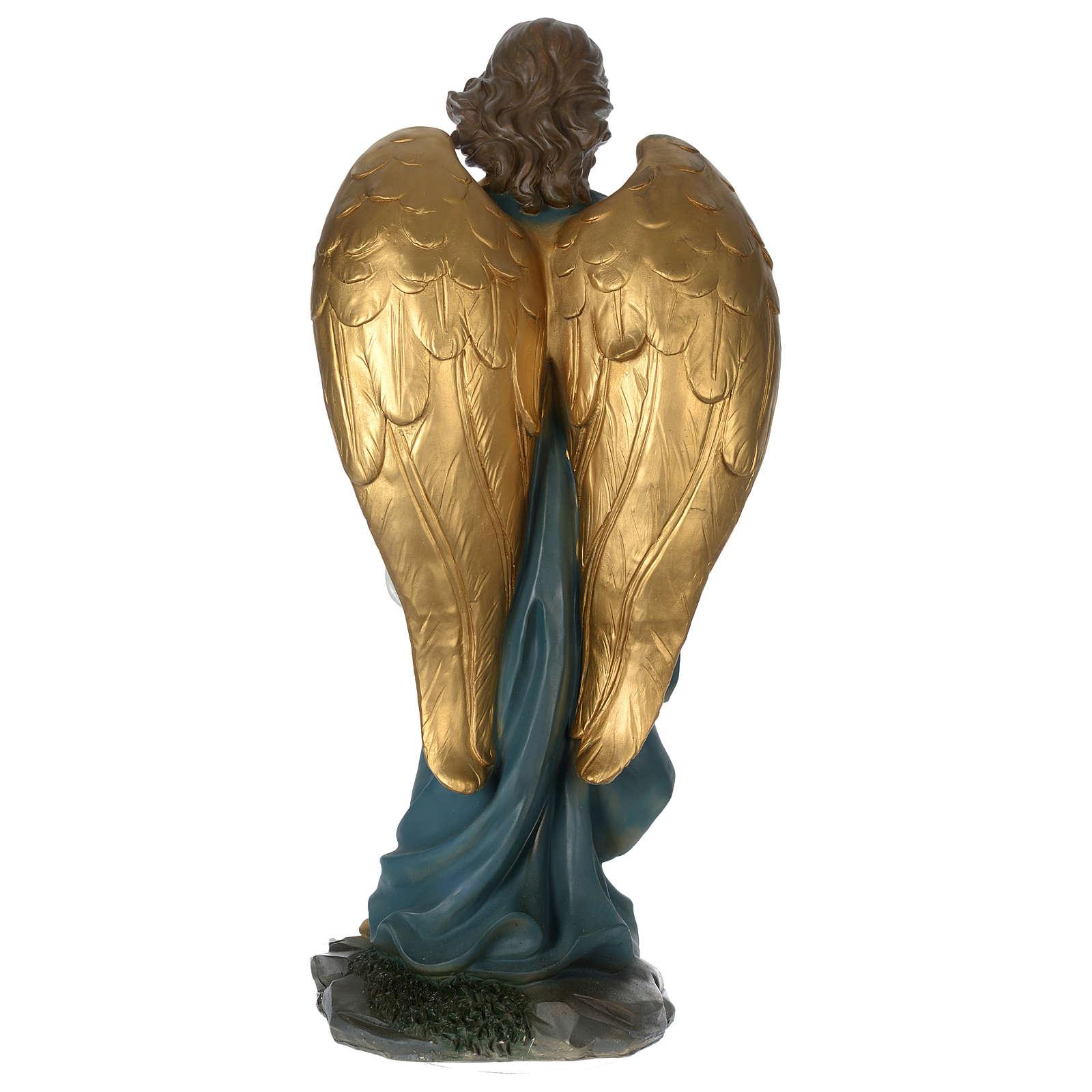 Resin glory Angel for 60 cm Nativity Scene 3