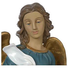 Resin glory Angel for 60 cm Nativity Scene s2
