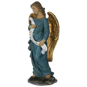 Resin glory Angel for 60 cm Nativity Scene s3