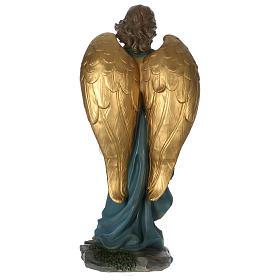 Resin glory Angel for 60 cm Nativity Scene s5