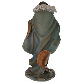 Buon Pastore resina presepe 60 cm s5
