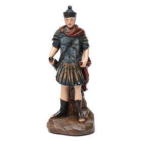 Soldati romani in resina 3 pz per presepe da 13 cm s2