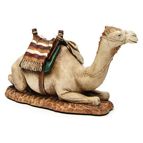 Camel with saddle in resin by Moranduzzo 20 cm s3