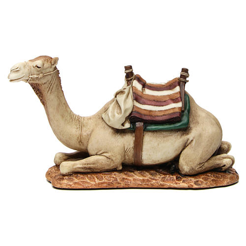 Camel with saddle in resin by Moranduzzo 20 cm 1
