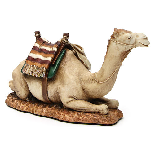 Camel with saddle in resin by Moranduzzo 20 cm 3