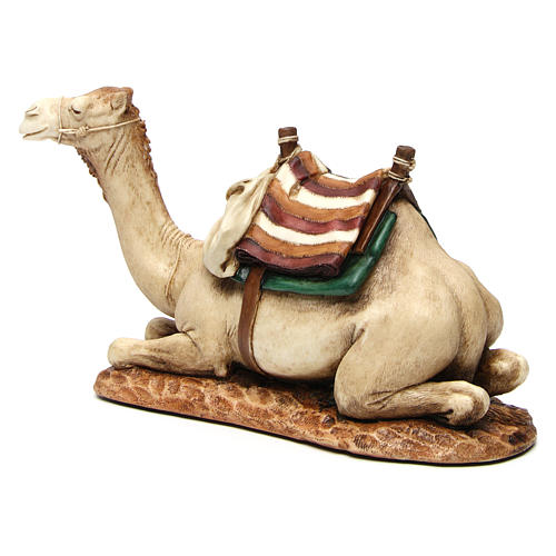 Camel with saddle in resin by Moranduzzo 20 cm 5