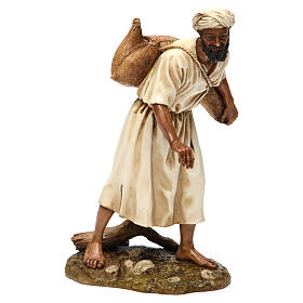 Arab-style water seller Moranduzzo Nativity Scene 20 cm s4